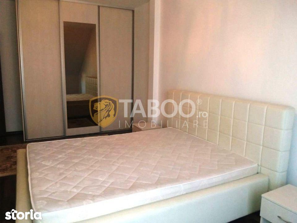 Apartament cu 3 camere decomandate de inchiriat in Sibiu zona Turnisor