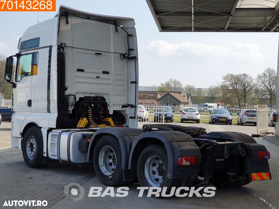 MAN TGX 28.500 6X2 Engine Broken ! ACC Hydraulik Intarder Liftachse - 2