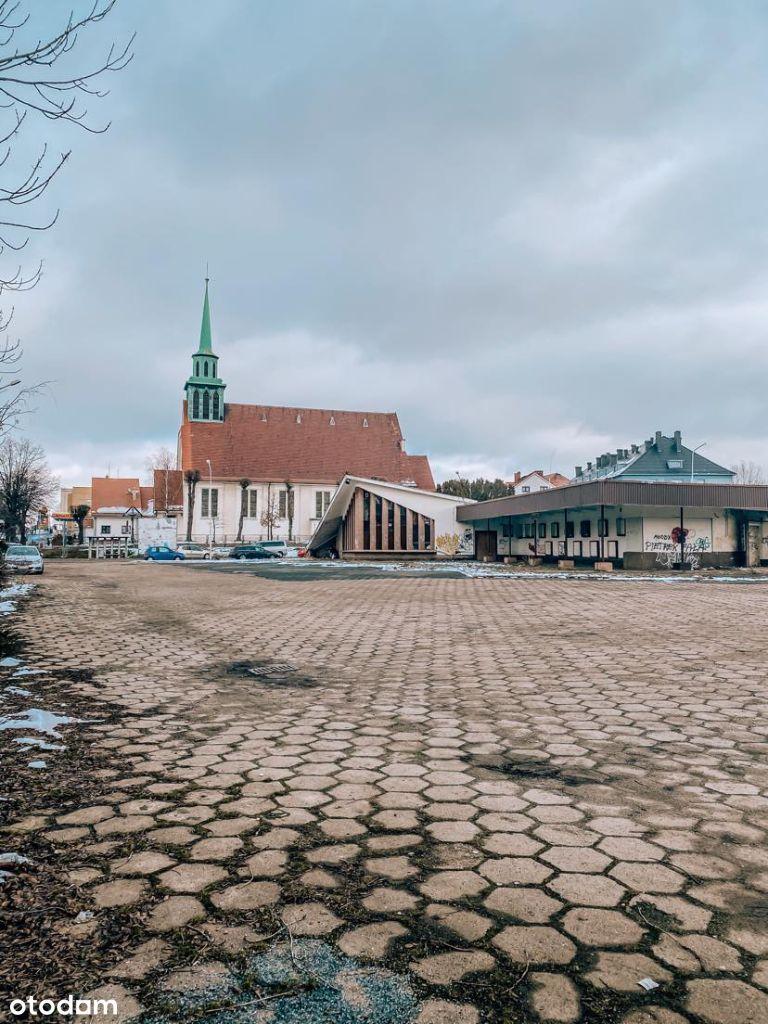 Do wynajęcia działka w centrum Zgorzelca 5972 m2