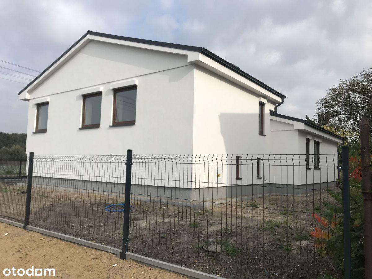 Dom wolnostojący z działką 1248m2