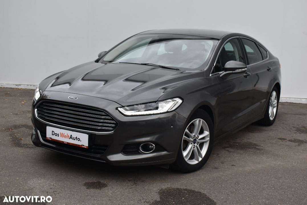 Ford Mondeo 1.5 - 21