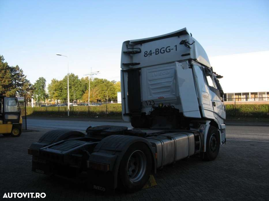Iveco Stralis 420 + Euro 6 + Engine is perfect! - 7