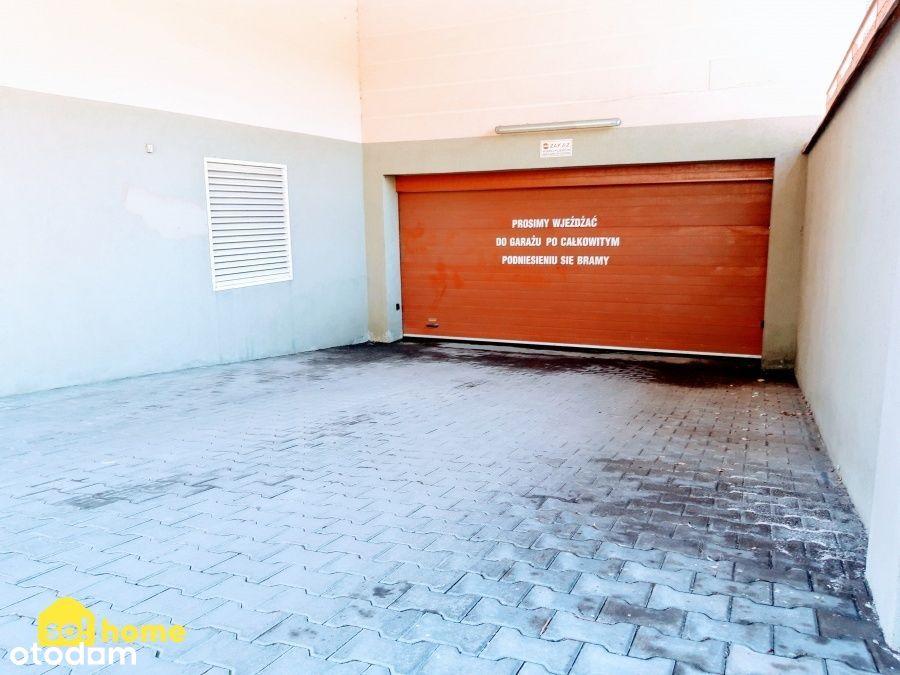 Miejsce postojowe w garażu wielostanowiskowym