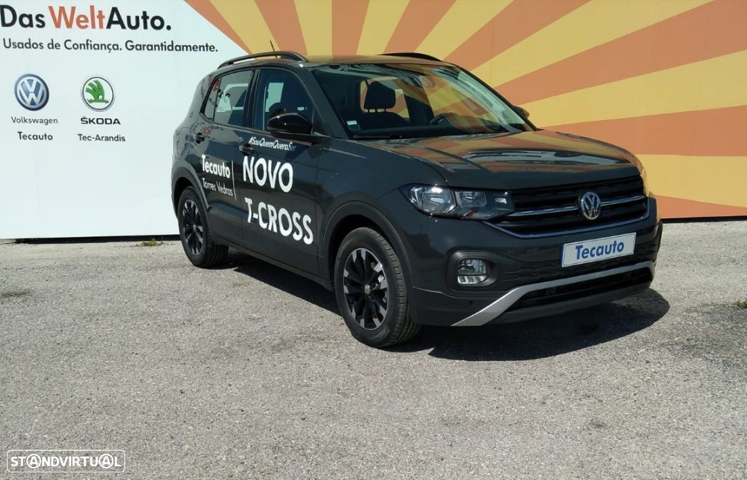 VW T-Cross 1.6 TDI Life - 5