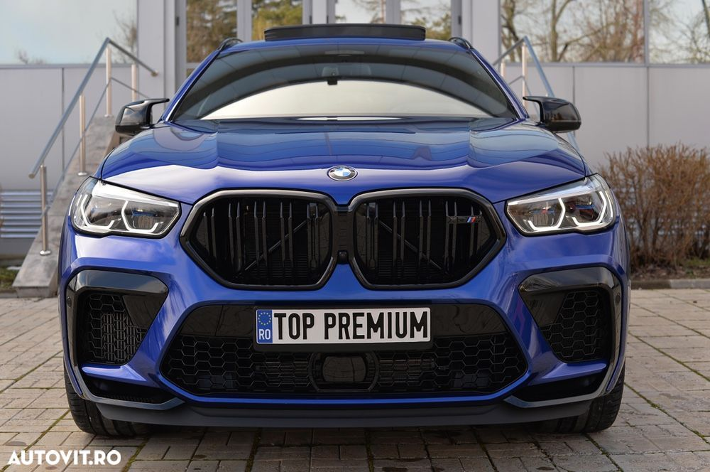 BMW X6 M Competition - 10
