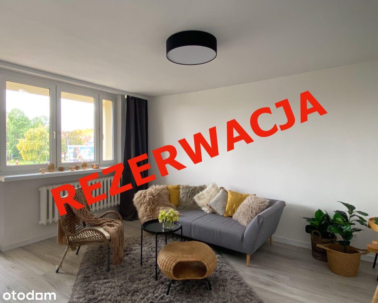 Apartament 43m2 z balkonem I CH Plaza I REZERWACJA