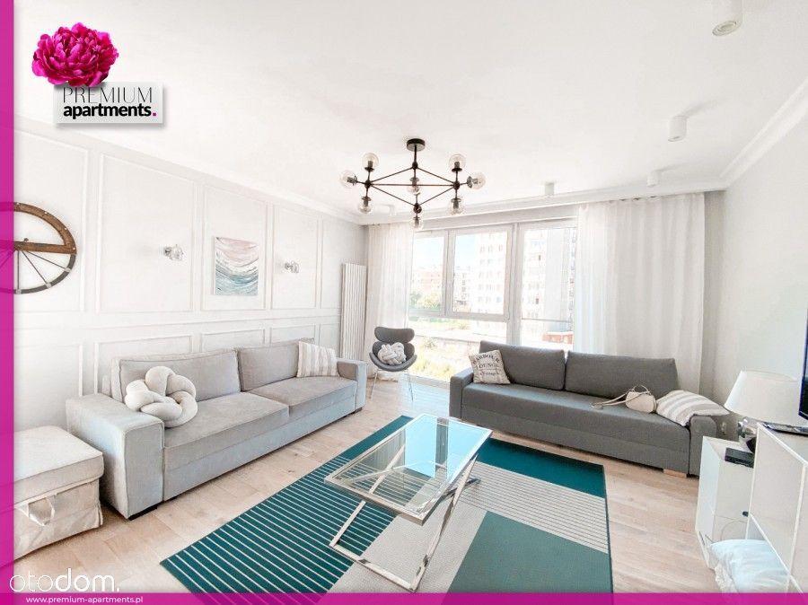 luksusowe 3 osobne pokoje w centrum Gdańska