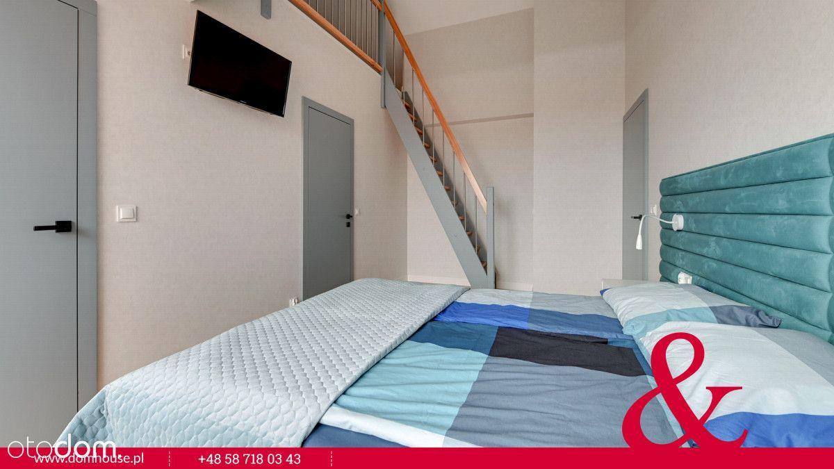 Niezwykły apartament z tarasem i pięknym widokiem