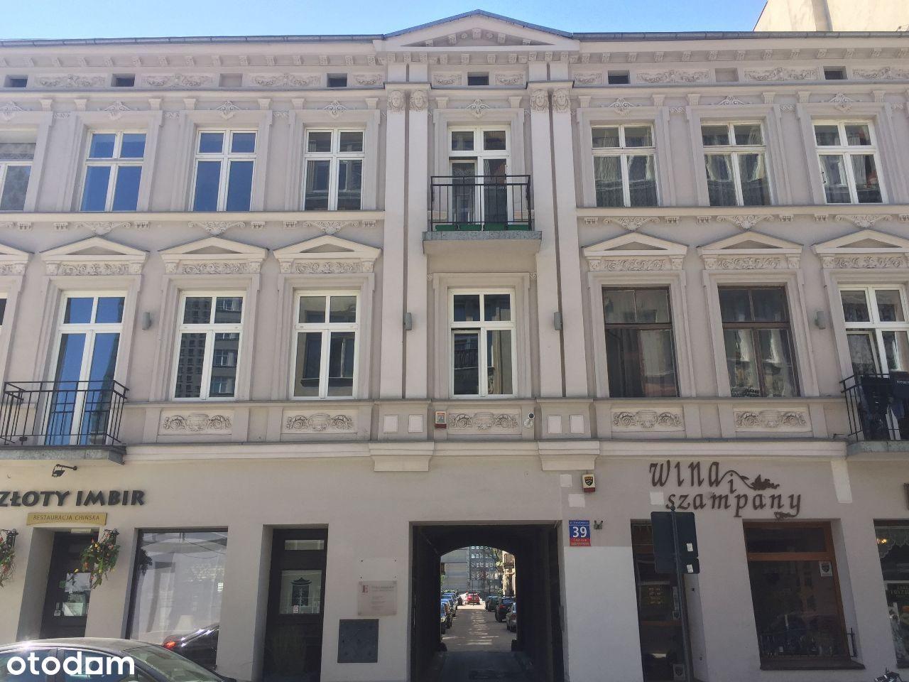 Mieszkanie w centrum Łodzi, ul. Sienkiewicza 39