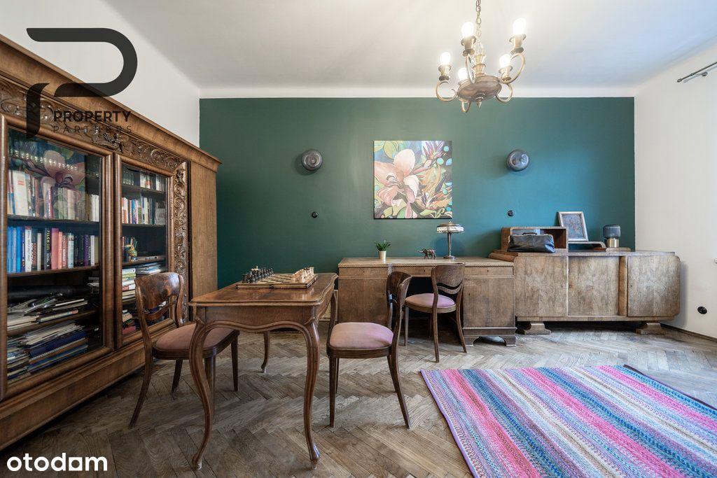 Stylowe apartament przy parku | 115 m2