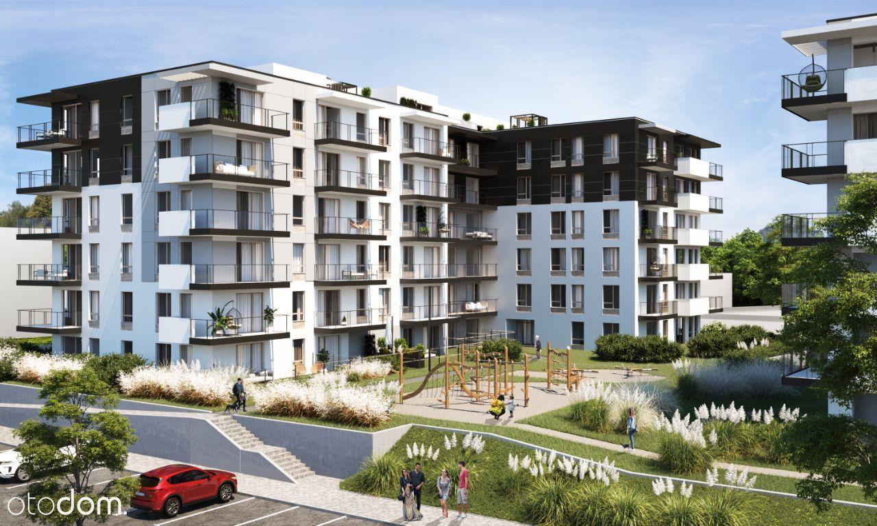 Nowe mieszkanie 64,76m2