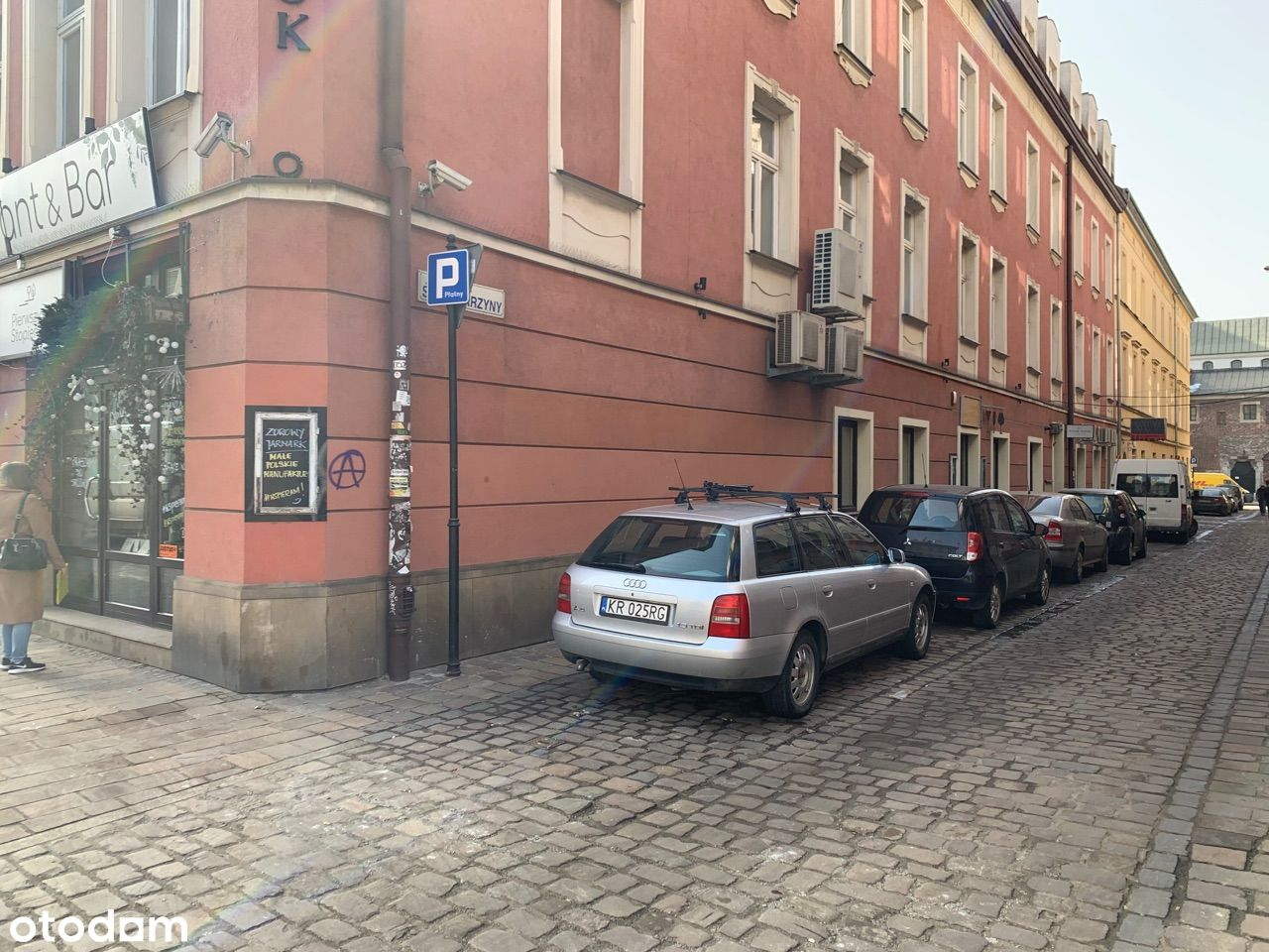Lokal Przy ul.Krakowskiej Sprzedam