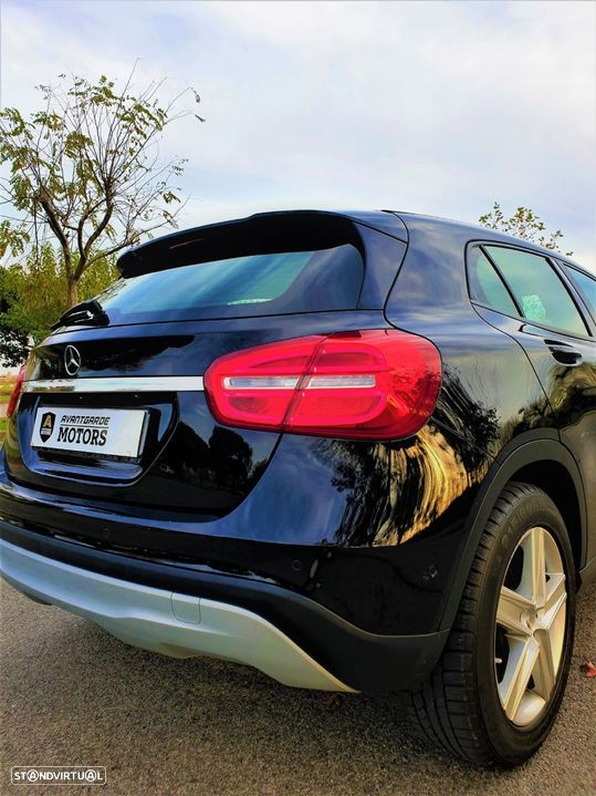 Mercedes-Benz GLA 220 CDi Urban - 6