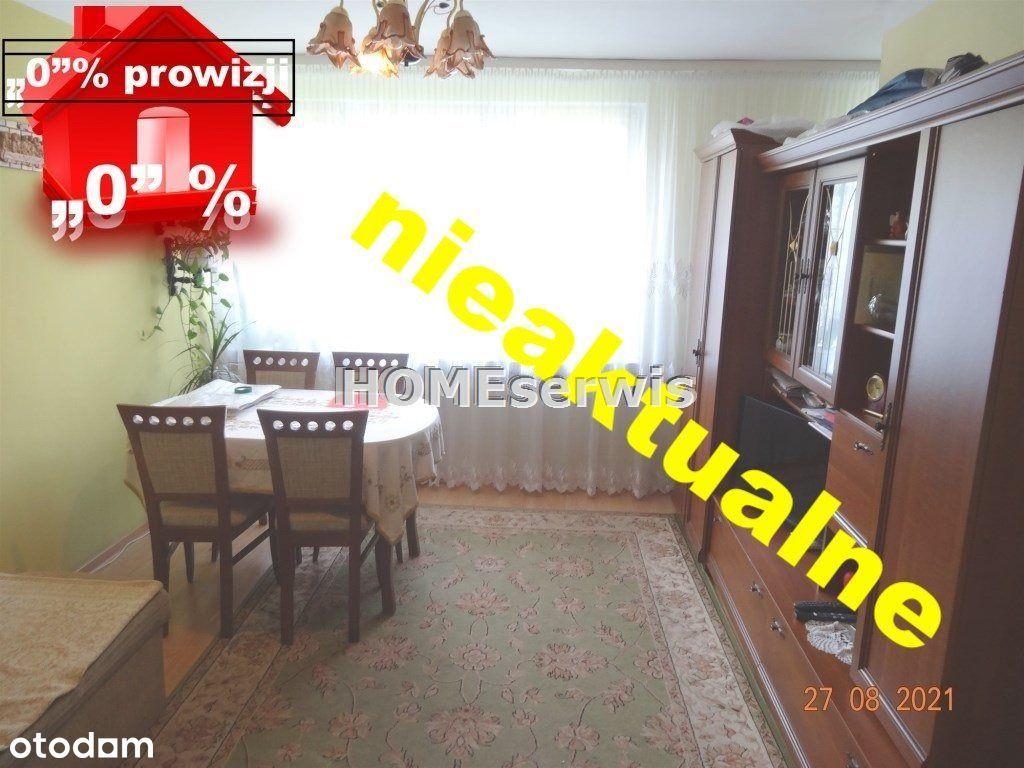 Mieszkanie 3 pokoje Parter 46 m2 na sprzedaż