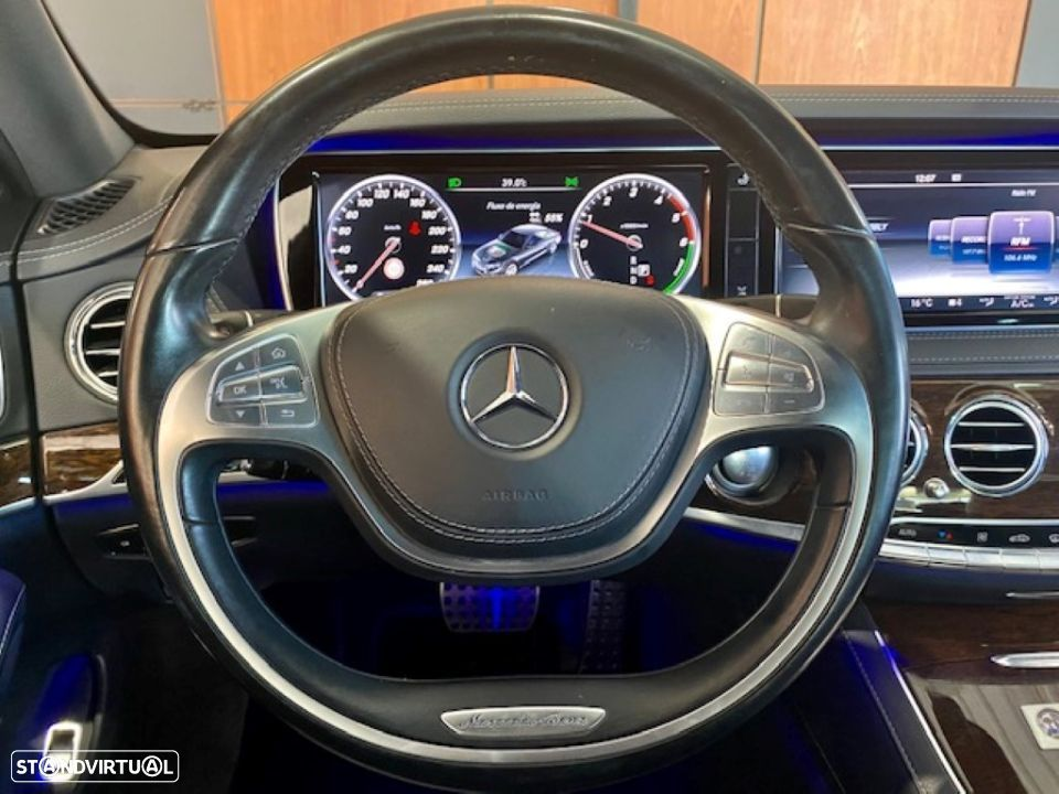 Mercedes-Benz S 300 BlueTEC Hybrid - 46