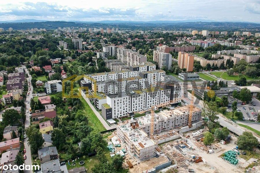 Ustawne mieszkane na Podgórzu - 3 pokoje + balkon