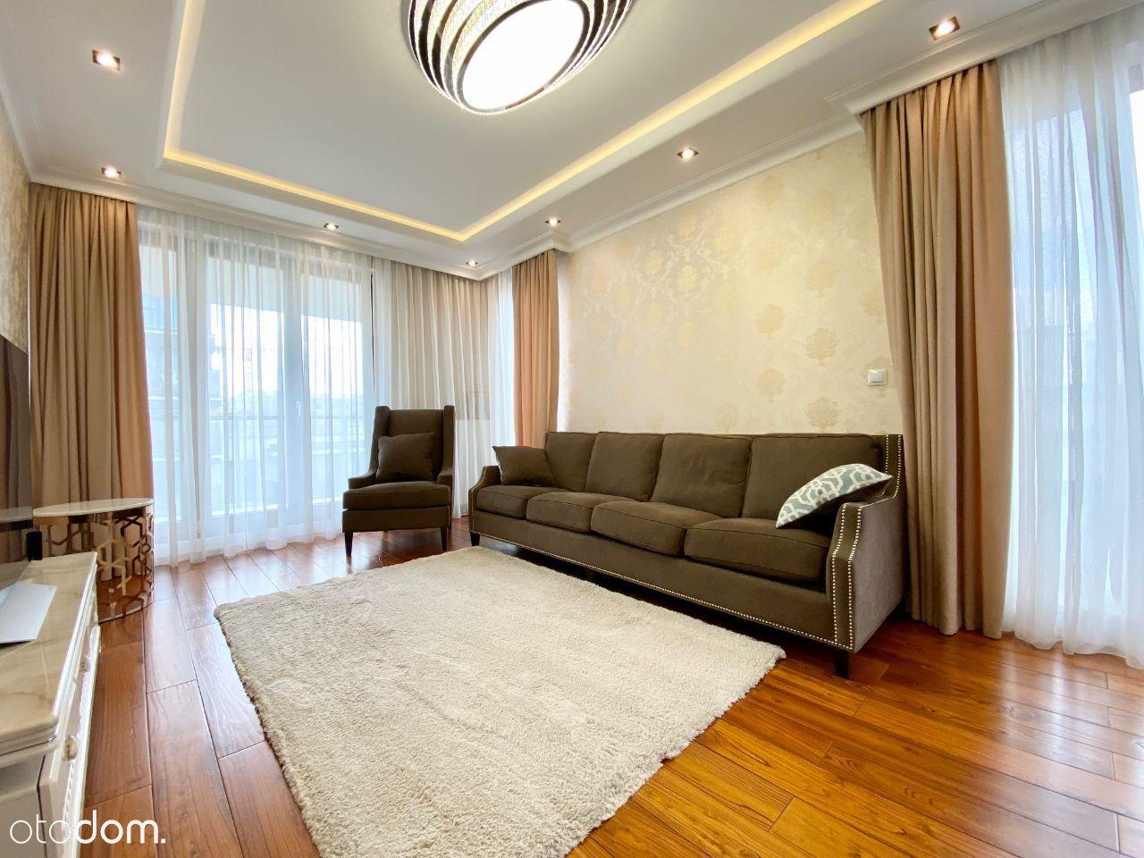 Nowy, wykończony apartament z dużym tarasem + 3 MP