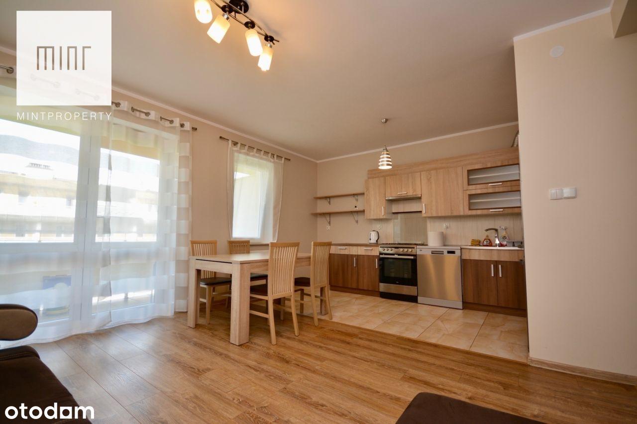 Dwupokojowe mieszkanie Rymanowska