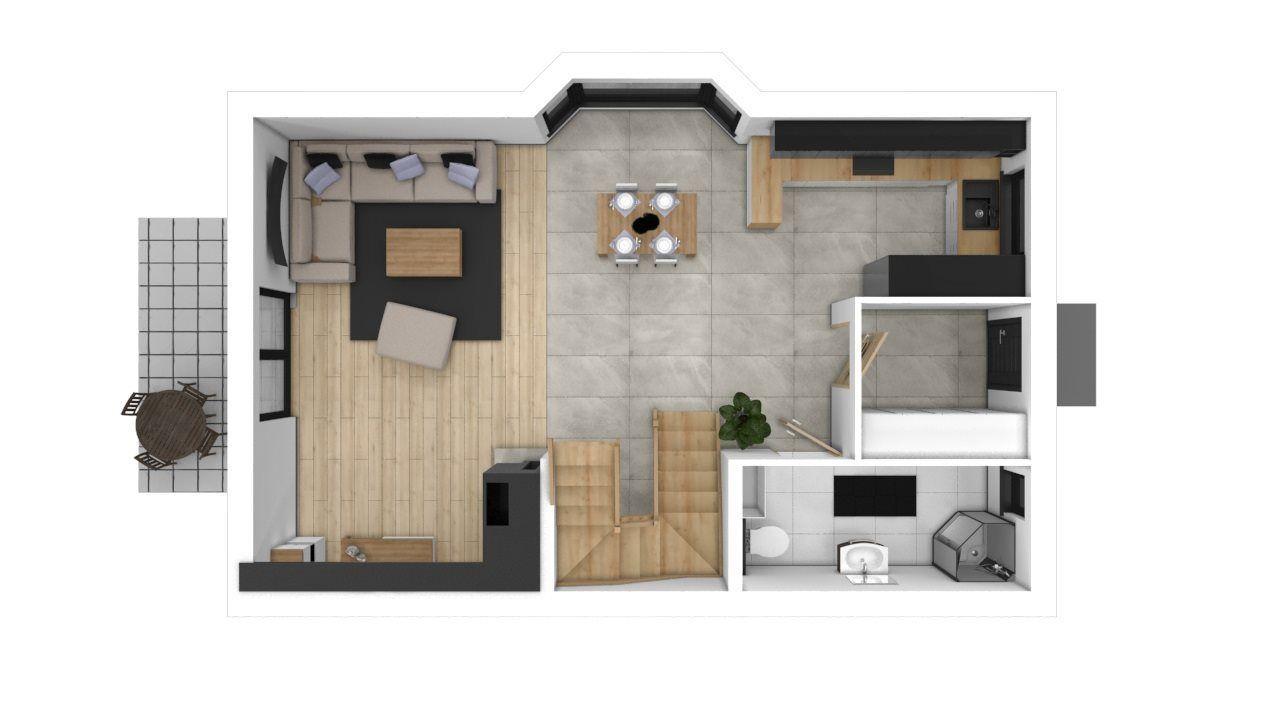 Dom, 135 m², Jaworzno