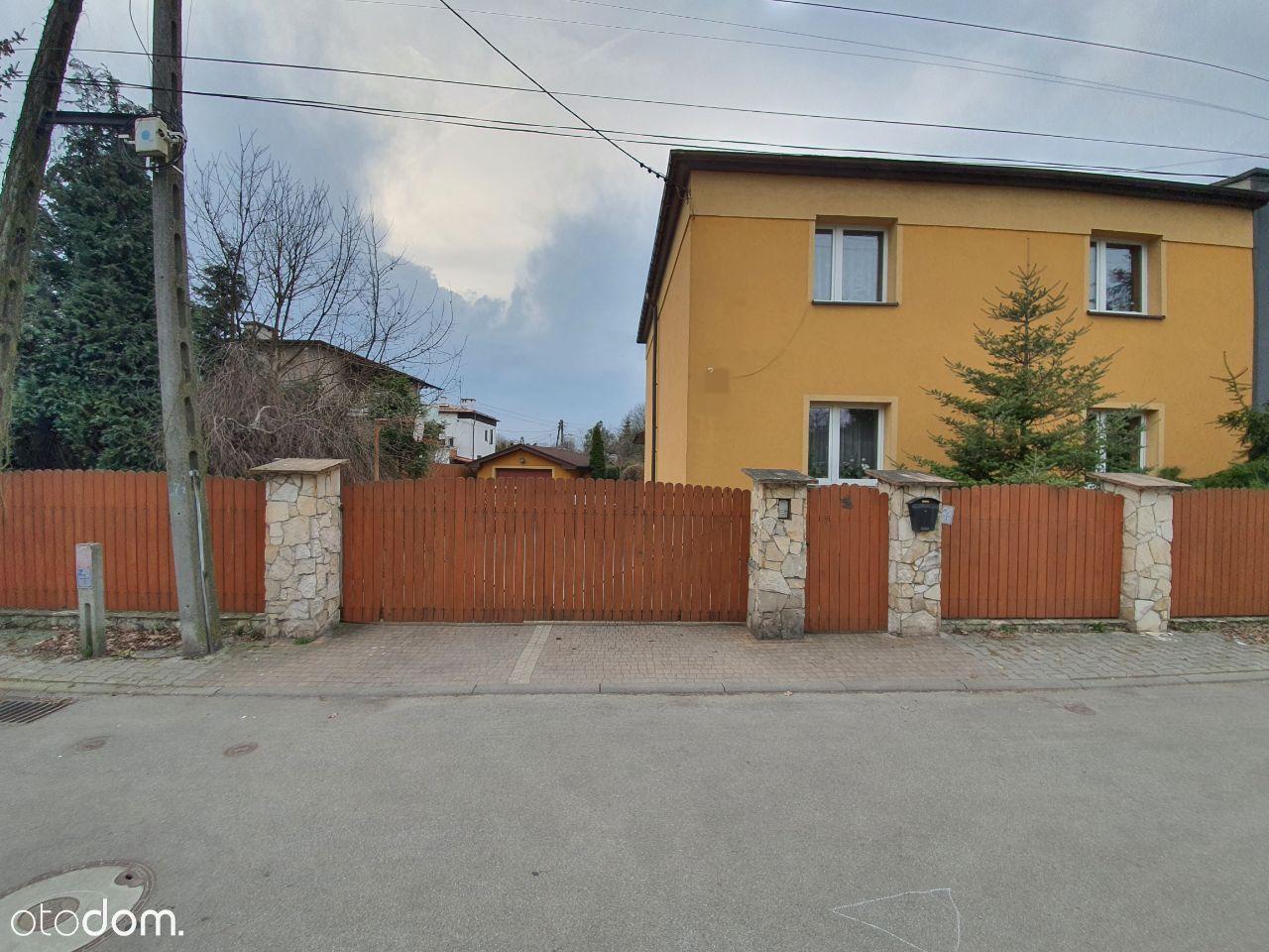 Dom 190m Katowice do zamieszkania działka 400m