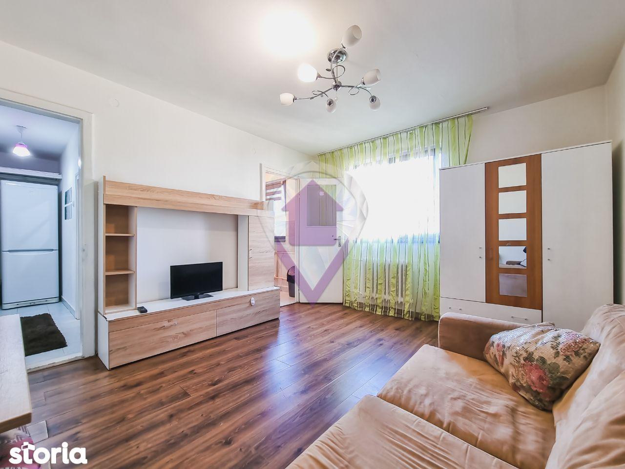 ⊰TUR VIRTUAL⊱ 2 camere   38 m²   mobilat actual   Gheorgheni