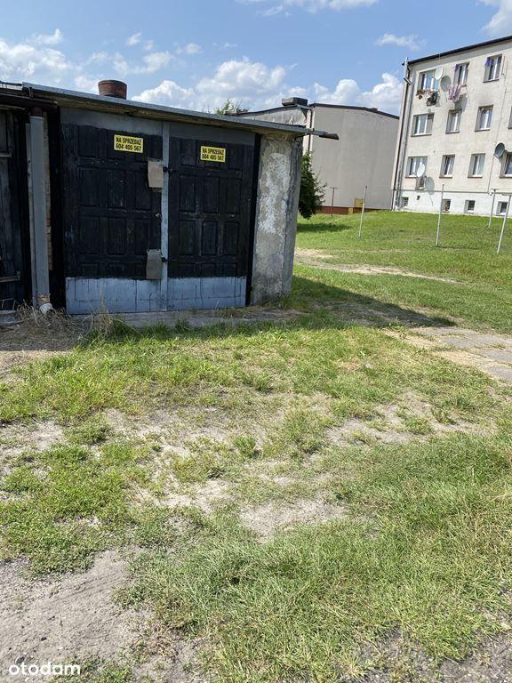 Boks garażowy w zabudowie szeregowej Kwidzyn Górki