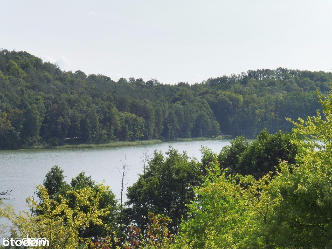 Działka blisko jeziora, 2557m2, Gaj-Grzmięca