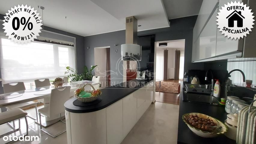 Luksusowy Apartament nad Wisłą-garaż53m2,sauna!!!