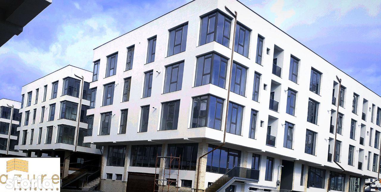 Apartament 3 camere zona Mihai Viteazu Ostirii Rahova Azure Residence