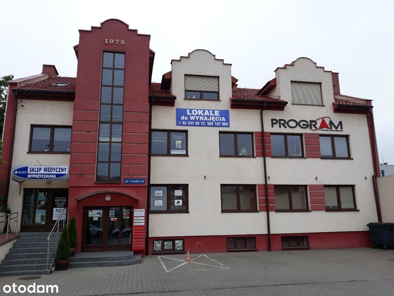 Sprzedam budynek biurowo-handlowy z parkingiem