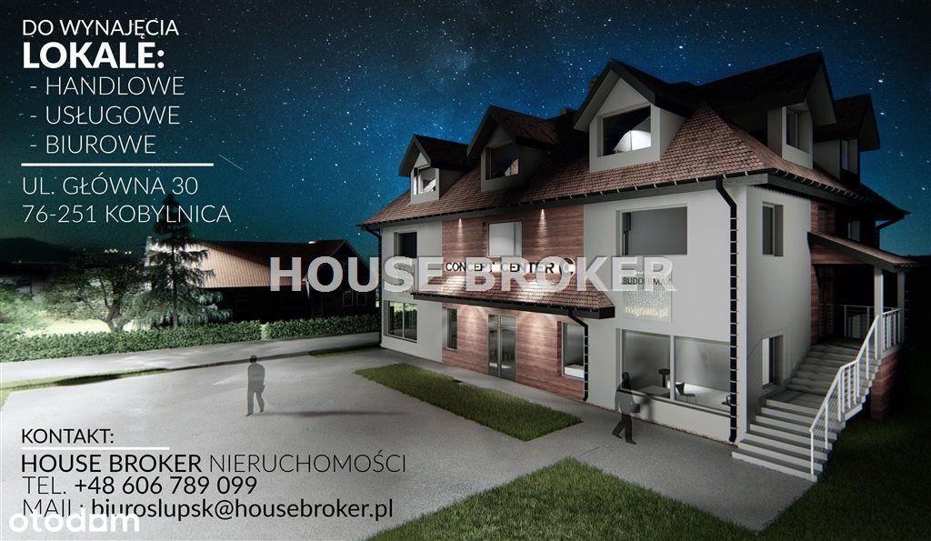 Lokal użytkowy, 625 m², Kobylnica