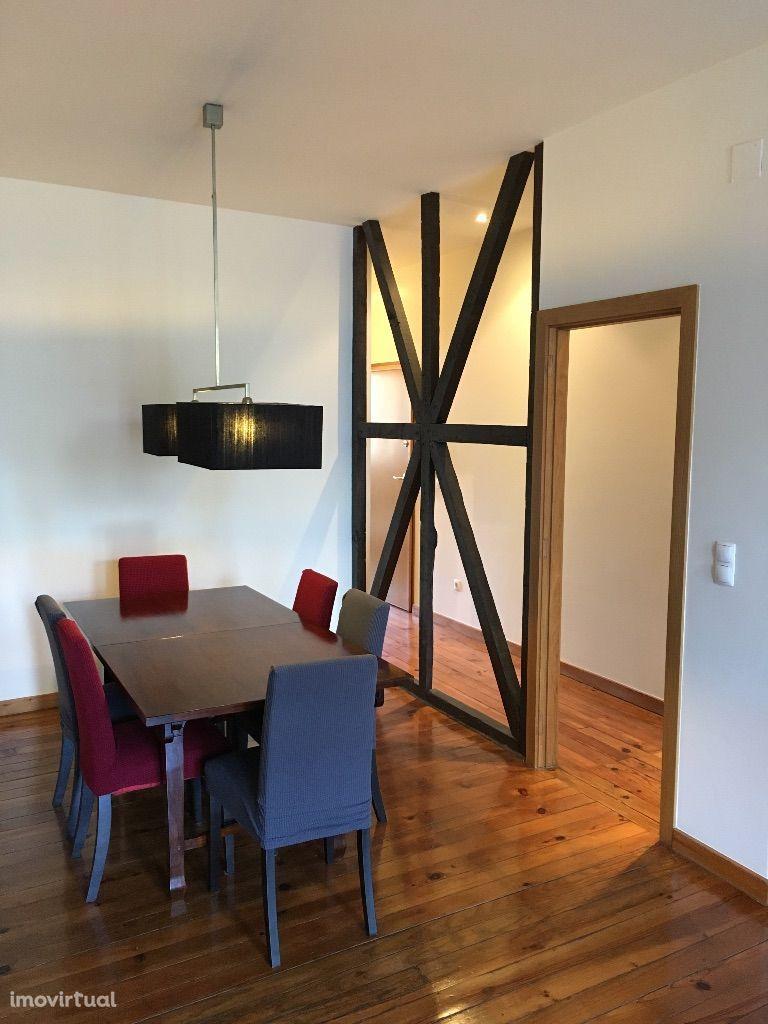 Apartamento T1 de charme, reabilitado e mobiliado