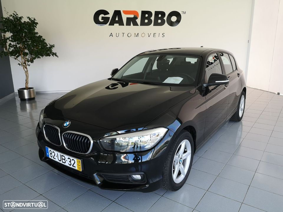 BMW 116 EfficientDynamics - 1