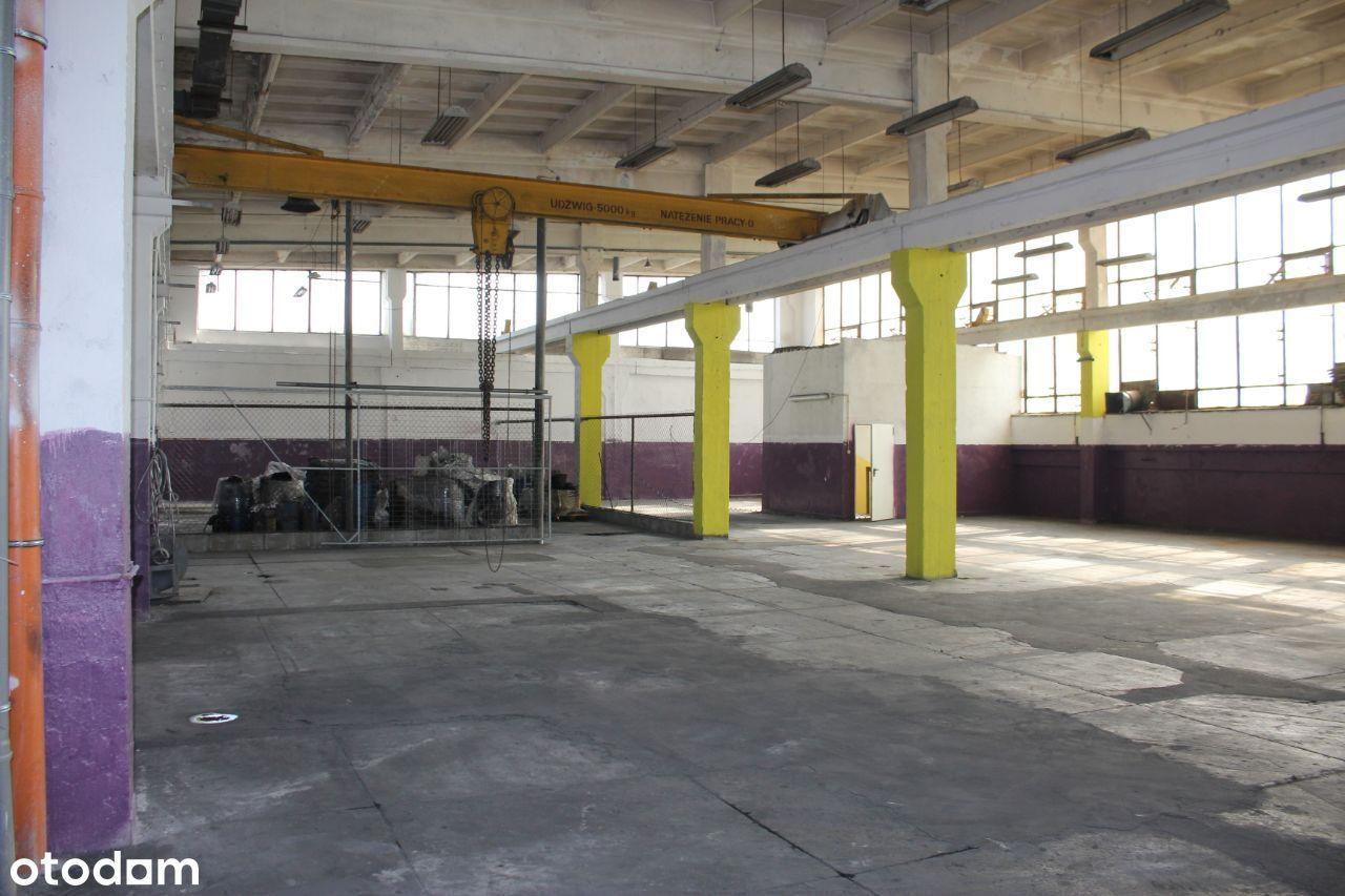 "HALA ""Elana"" 400 m2, recykling, produkcja, magazyn"
