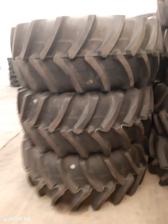 650/65 R28 Anvelope noi de tractor Radiale NEW HOLLAND Class si Cases - 10