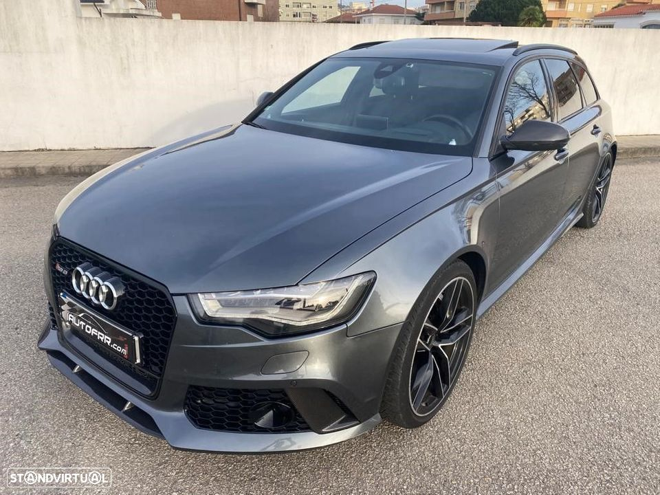 Audi RS6 4.0 TFSI QUATTRO PERFORMANCE - 4