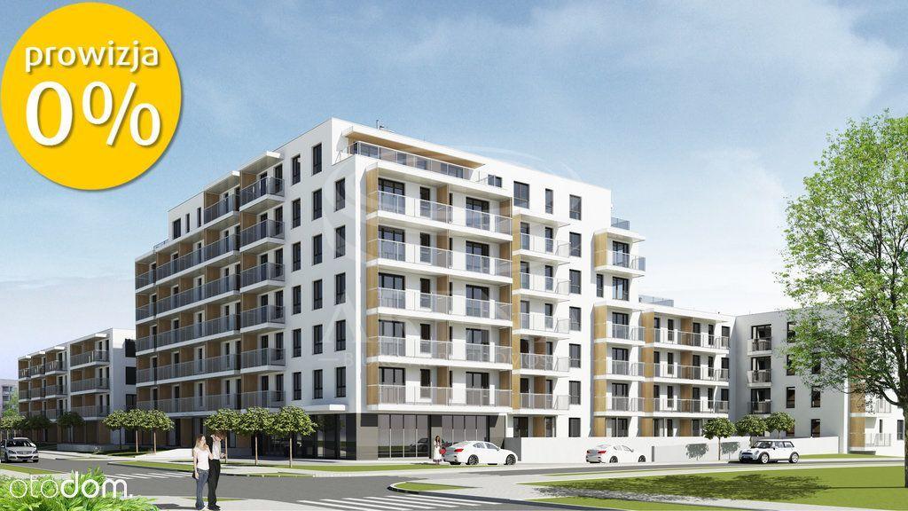 Dwu pokojowe mieszkanie w nowym budownictwie