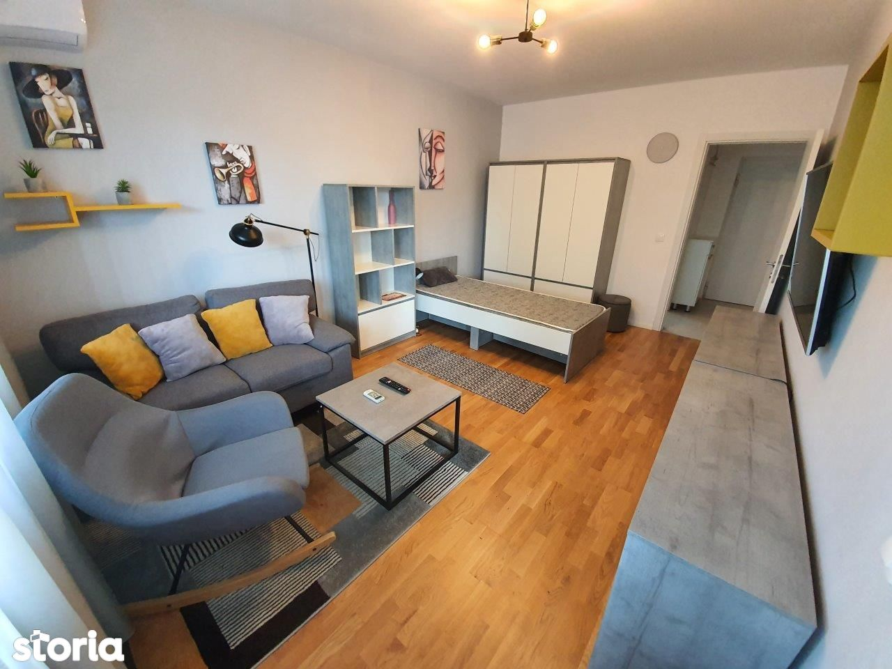 Baba Novac Residence - decomandata - MOBILATA SI UTILATA LUX