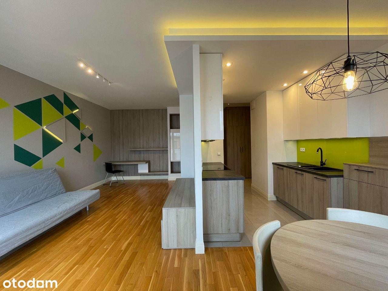 Mieszkanie na Wilanowie, nowe, wygodne, estetyczne