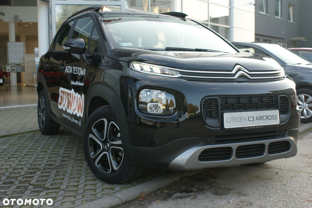 Citroën C3 Aircross 1.2 PURETECH 110 FEEL, Auto Demonstracyjne !!! - 10