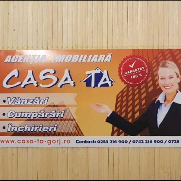 """"""" Casa Ta """" , imobiliare"""