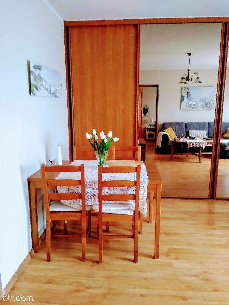 Przestronne, jasne 3 pokoje z balkonem, centrum