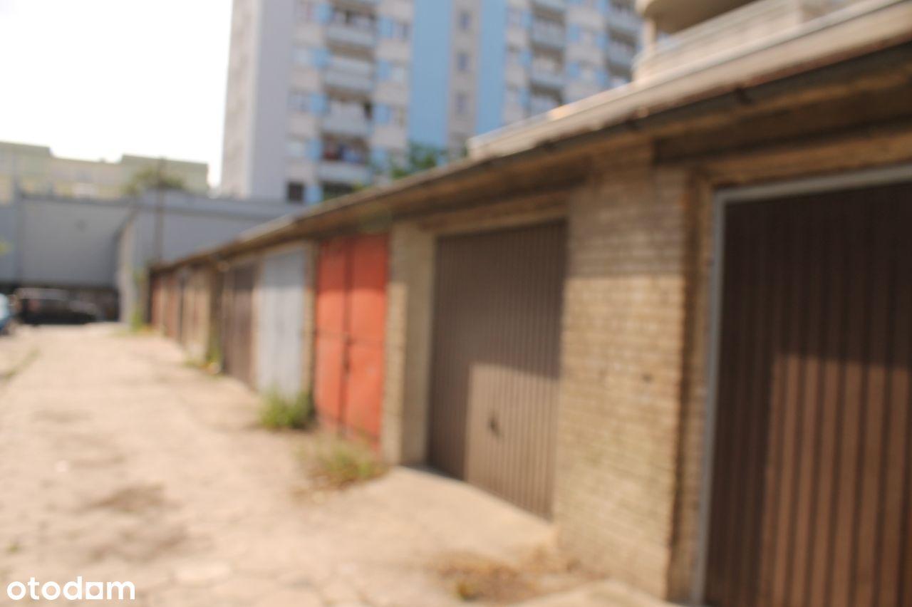 CENTRUM Kościuszki Garaż murowany pow. 20m2 kanał