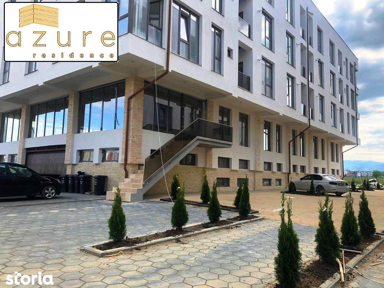 Vand apartament 3 camere FINISAT, 0 Comision, Azure Residence Lidl