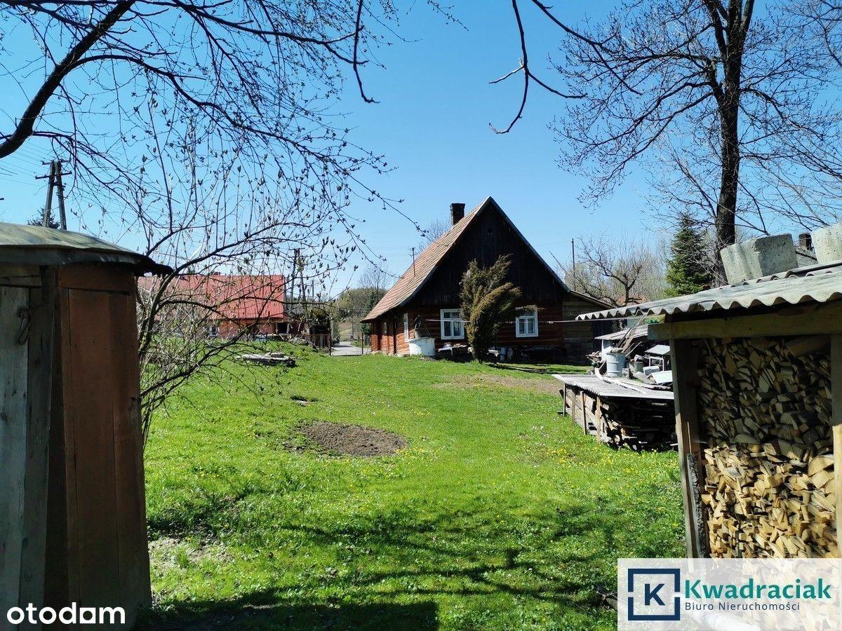 Na sprzedaż dom w gminie Rymanów!
