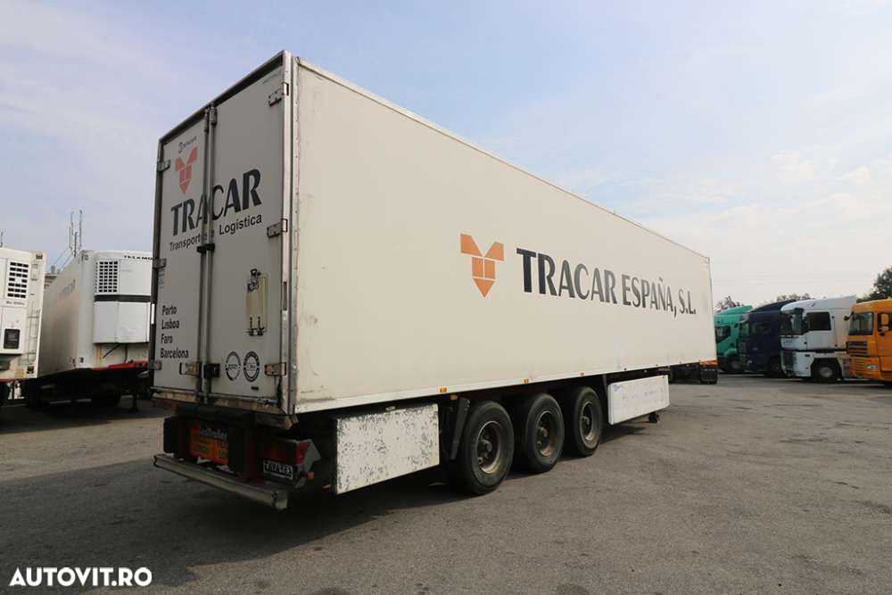 LeciTrailer thermoking - 3