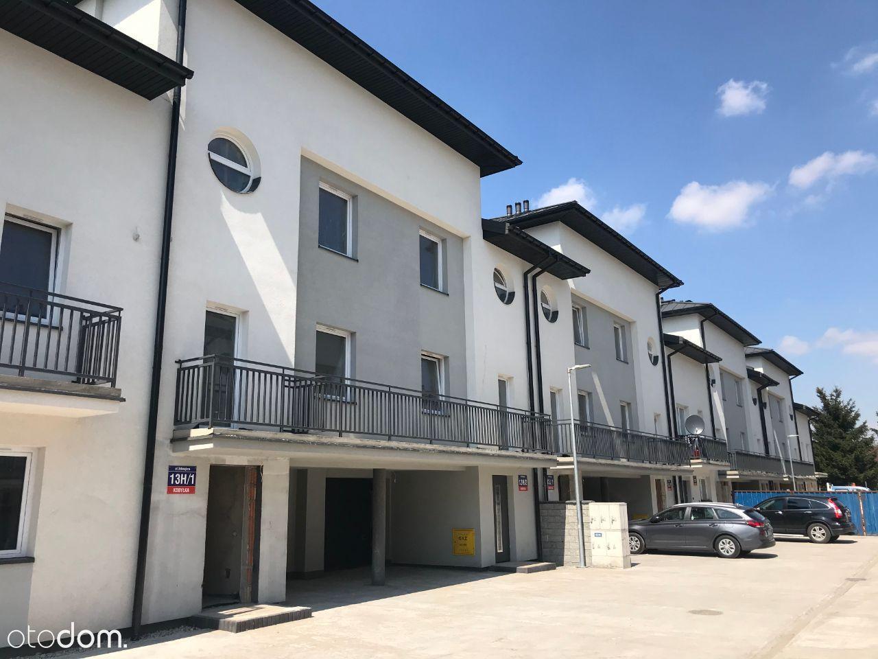 Mieszkanie 105 m2 z garażem +duże poddasze+ogródek