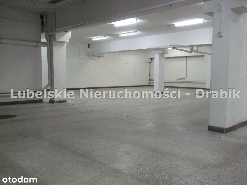 Lokal ok 500m2- Czechów,