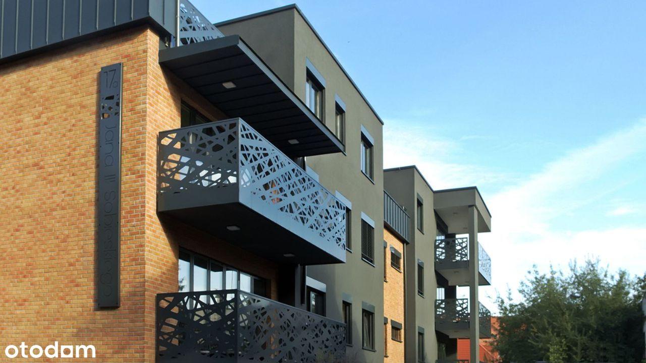 Sobieskiego 17a - zamieszkaj w luksusowym budynku
