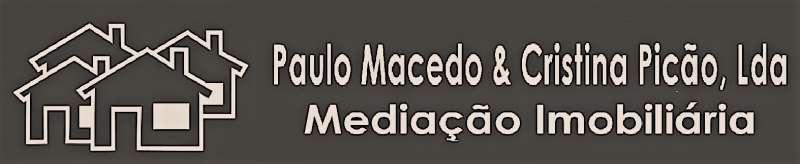 Agência Imobiliária: Paulo Macedo & Cristina Picão Lda